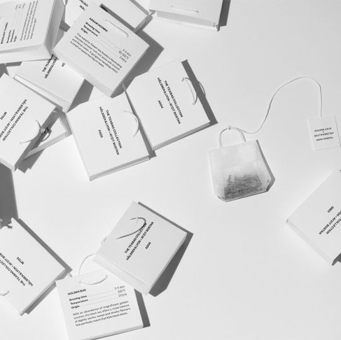 The Teabag Collection by Hälssen & Lyon