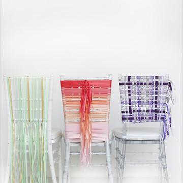 DIY – Chairs Decoration