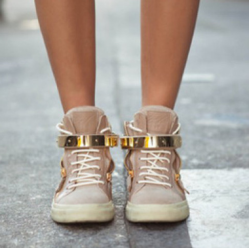 Couture Sneakers by Giuseppe Zanotti