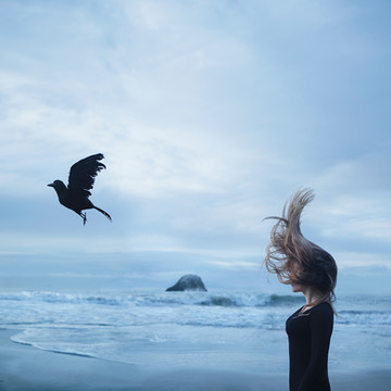 'The Blue Journey' Dream World by Gabriel Isak