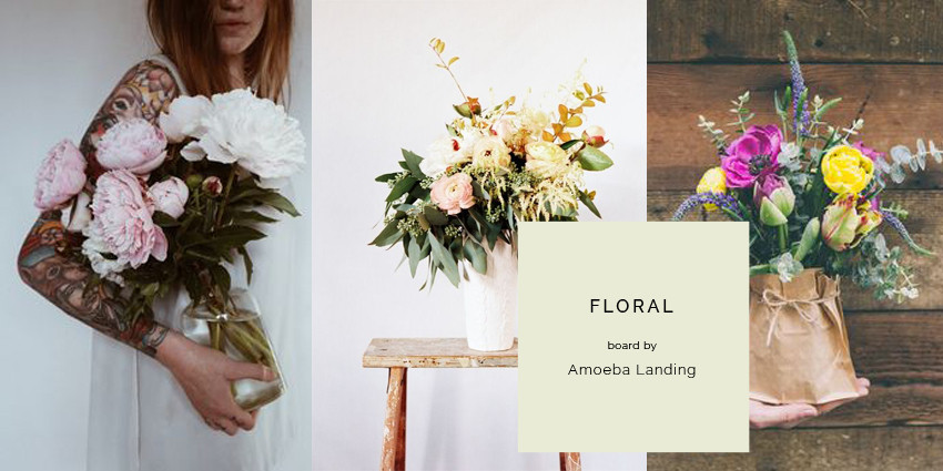 floral board