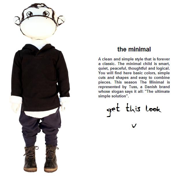 the minimal boy