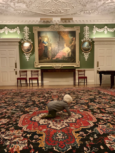 """""""Portraying Pregnancy: From Holbein to Social Media"""" at the Foundling Museum, London"""