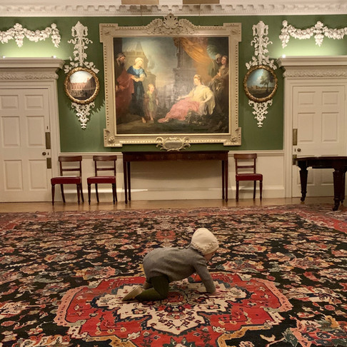 """Portraying Pregnancy: From Holbein to Social Media"" at the Foundling Museum, London"