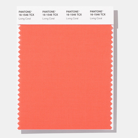 Living Coral – Pantone Color of the Year 2019