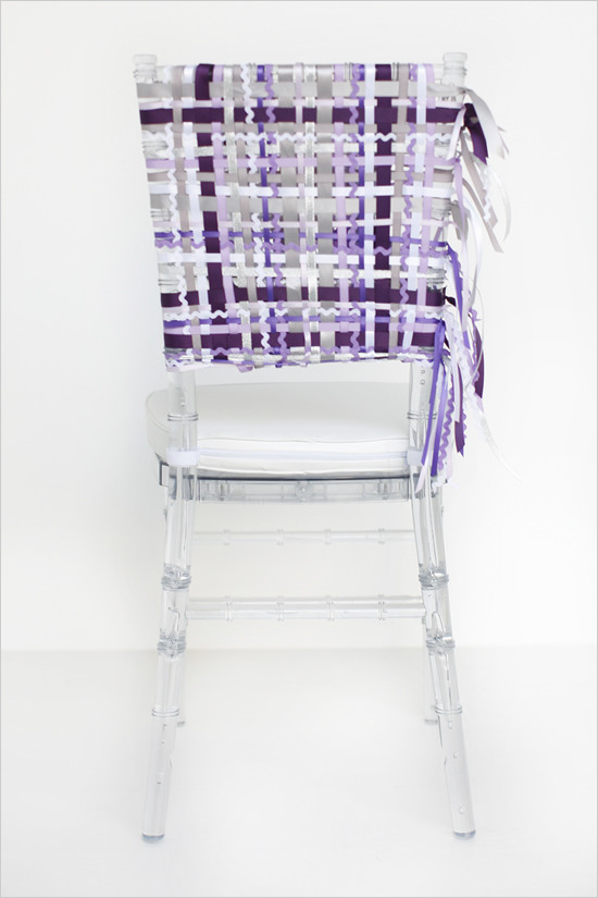 purpleweddingchair