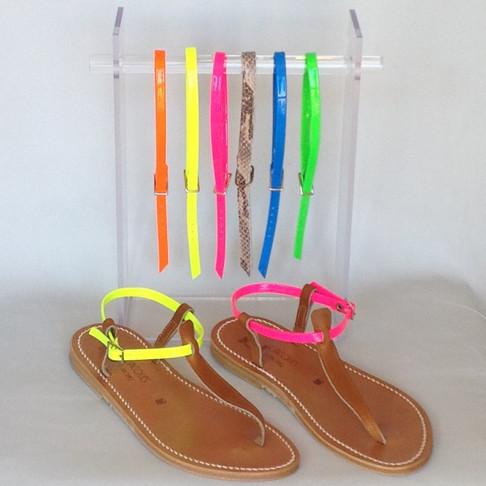 K.Jacques – Pimp your Sandals