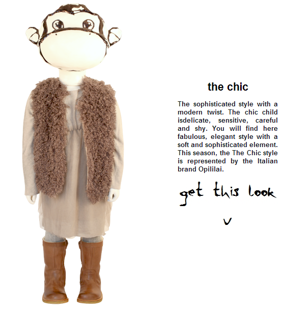 the chic girl