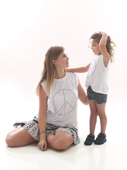 THIN PEACE T-SHIRT SET