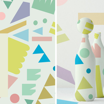 Hello Pattern by Judy Kaufmann