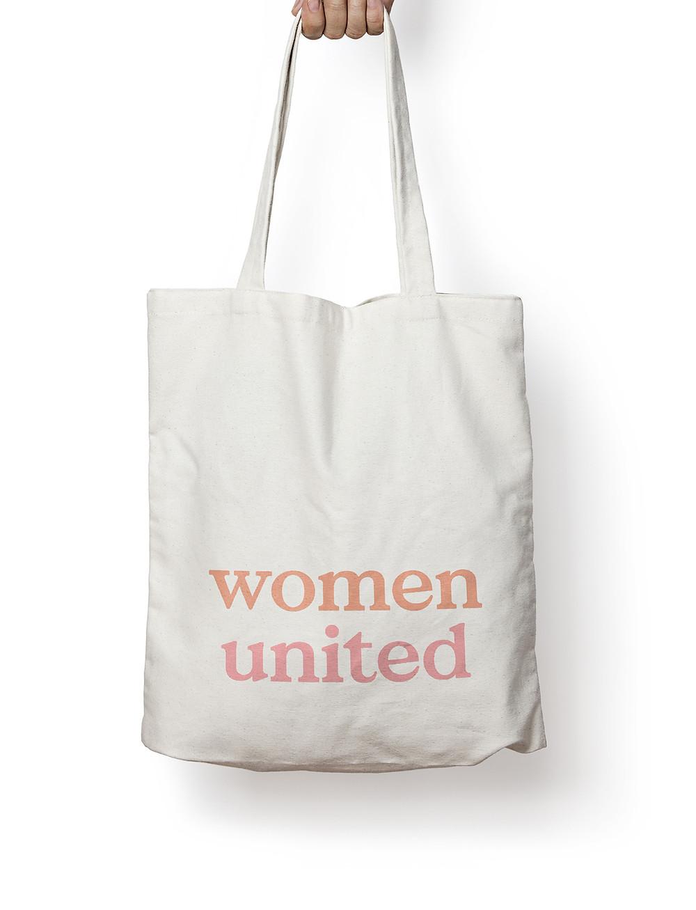 Eleven5_WomenUnited_ToteSetUp