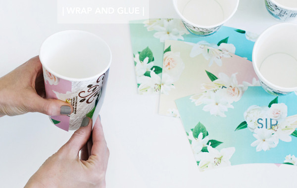 wrap-and-glue