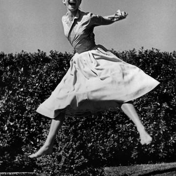 Jump! by Philippe Halsman