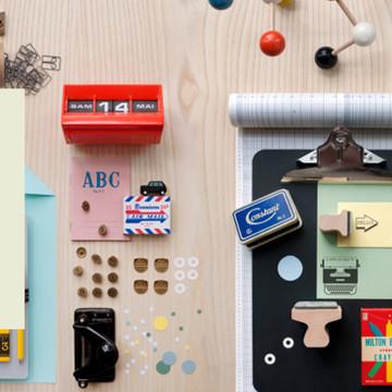 Present & Correct – Vintage Stationery