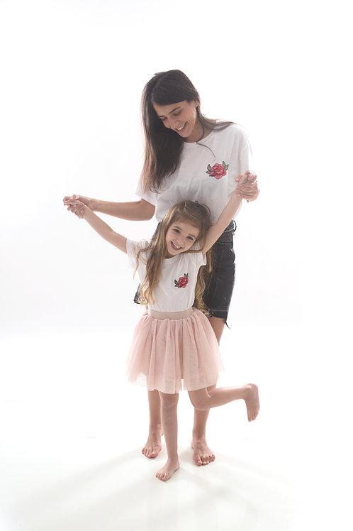 Rose T-Shirt Set