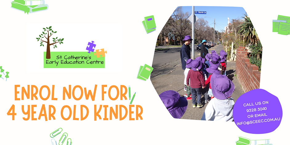 enrol Now for 3 year old kinder & 4 year old kinder.png