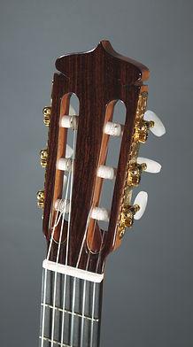 clavijero guitarra