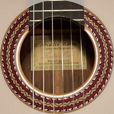 etiqueta guitarra