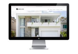 Urban Living Constructions Website Design