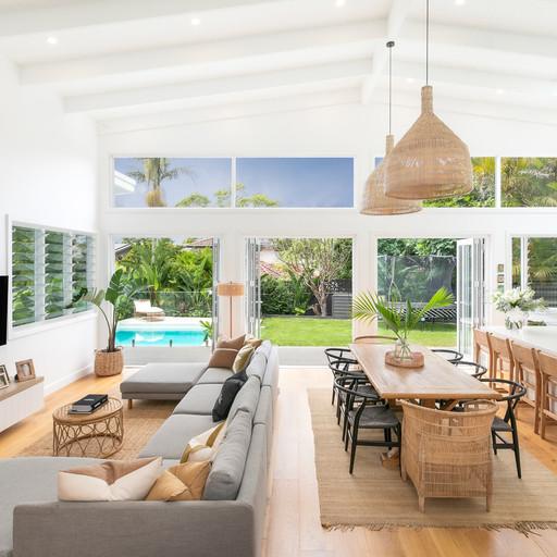 Urban Living Constructions Modern Family Home Design