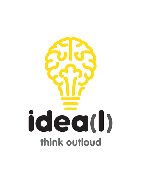 idea(L) logo design