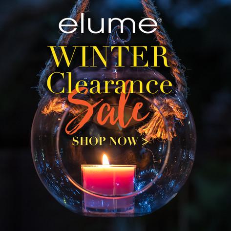 Elume Mini Soy Candle Sale