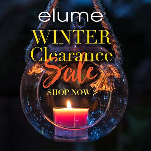 Elume Mini Soy Candle Sale