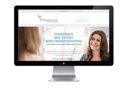 Untangled Mind Website Design