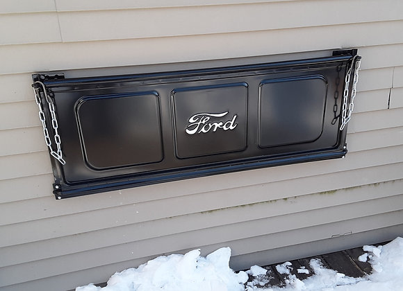 Ford tailgate bench, basic