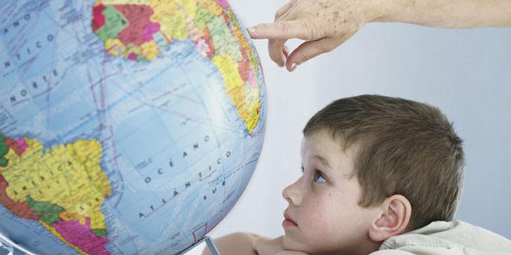 lição da geografia