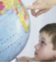 Geografie-Lektion