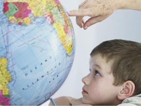 Quel itinéraire pour un tour du monde en famille ?