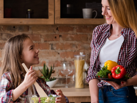 Why Do Healthy Eating Habits Matter For Your Whole Family?