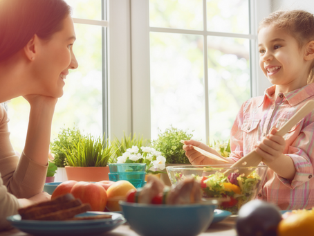 Do Family Dinners Really Make a Difference?