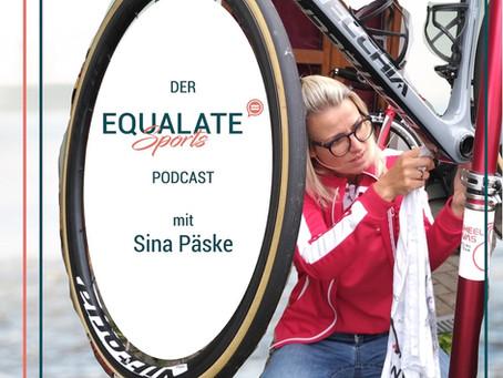 🇩🇪 Frau fragt Frau im Podcast - Chancen(un)gerechtigkeit im Radsport?