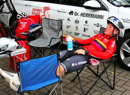 🇩🇪 206 Puls bei Ø 42.35 km/h - Deutsche Meisterschaft Mannschaftszeitfahren