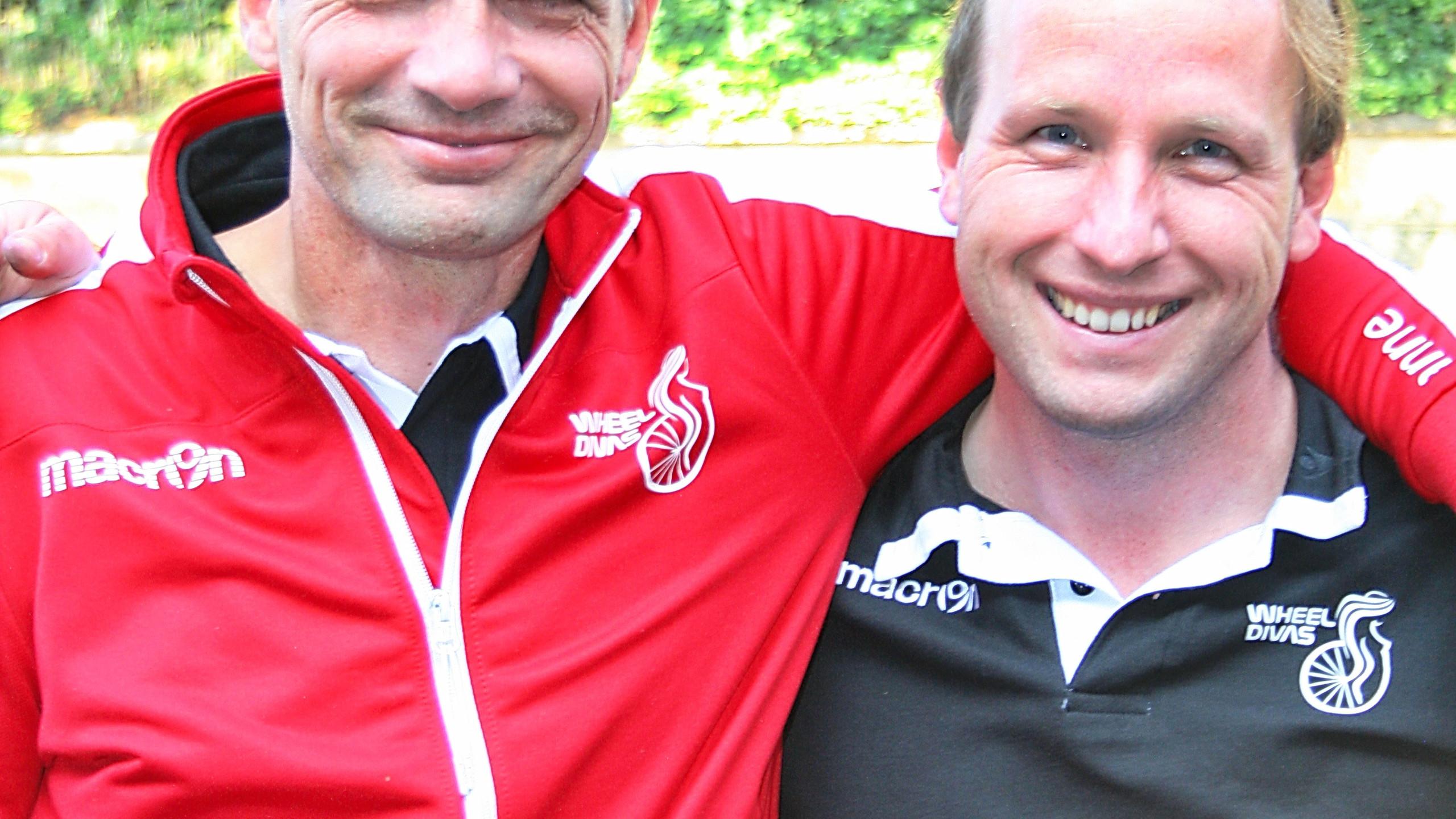 📷 Deamteam Clemens und Hannes