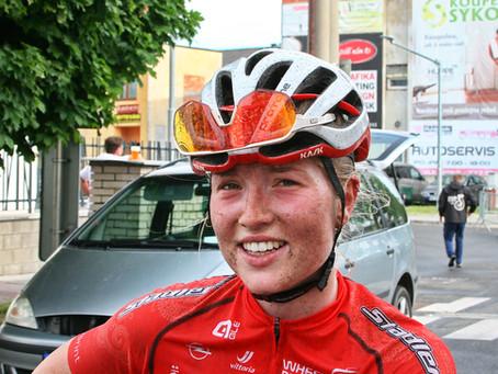 🇩🇪 🇨🇿 Frauenradsport in Süd-Mähren