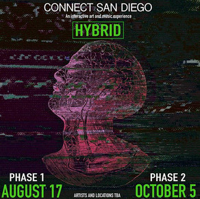 🌗Hybrid🌓_An interactive art and music