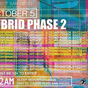 📞Hybrid Phase 2📞_The most diverse art