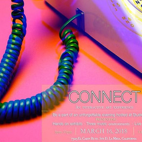 March 16! Save the date for a true inter