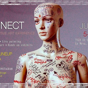 CONNECT IS BACK JUNE 16!_Last chance for
