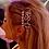 Thumbnail: Luxury Bridal MRS Letters Hair Pin
