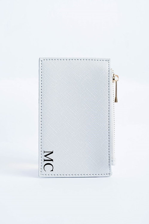 Monogrammed Card Holder