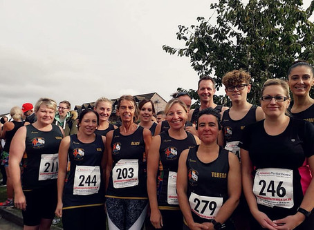 PB's galore for Three Counties Running Club