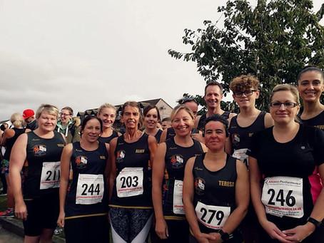 PB's galore for Three Counties Running Club