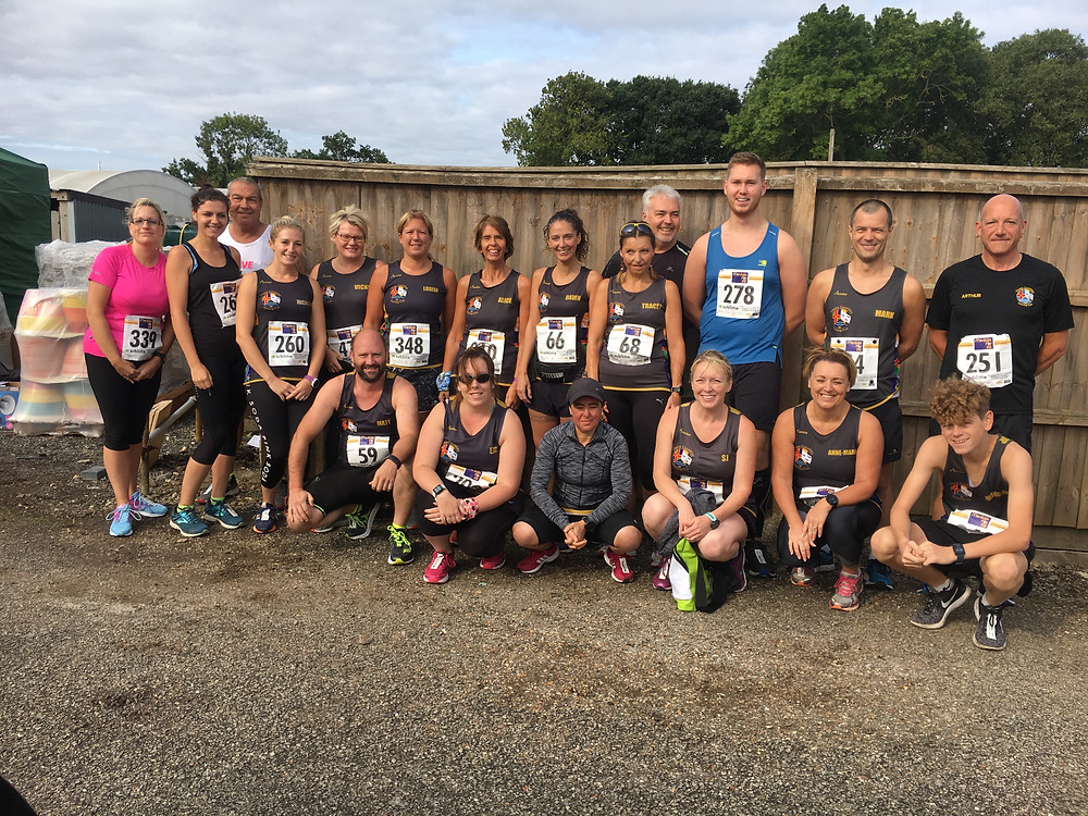 TCRC at the Sublime 10k