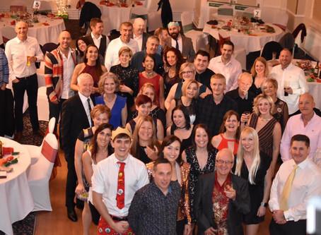 Club celebrates runners achievements
