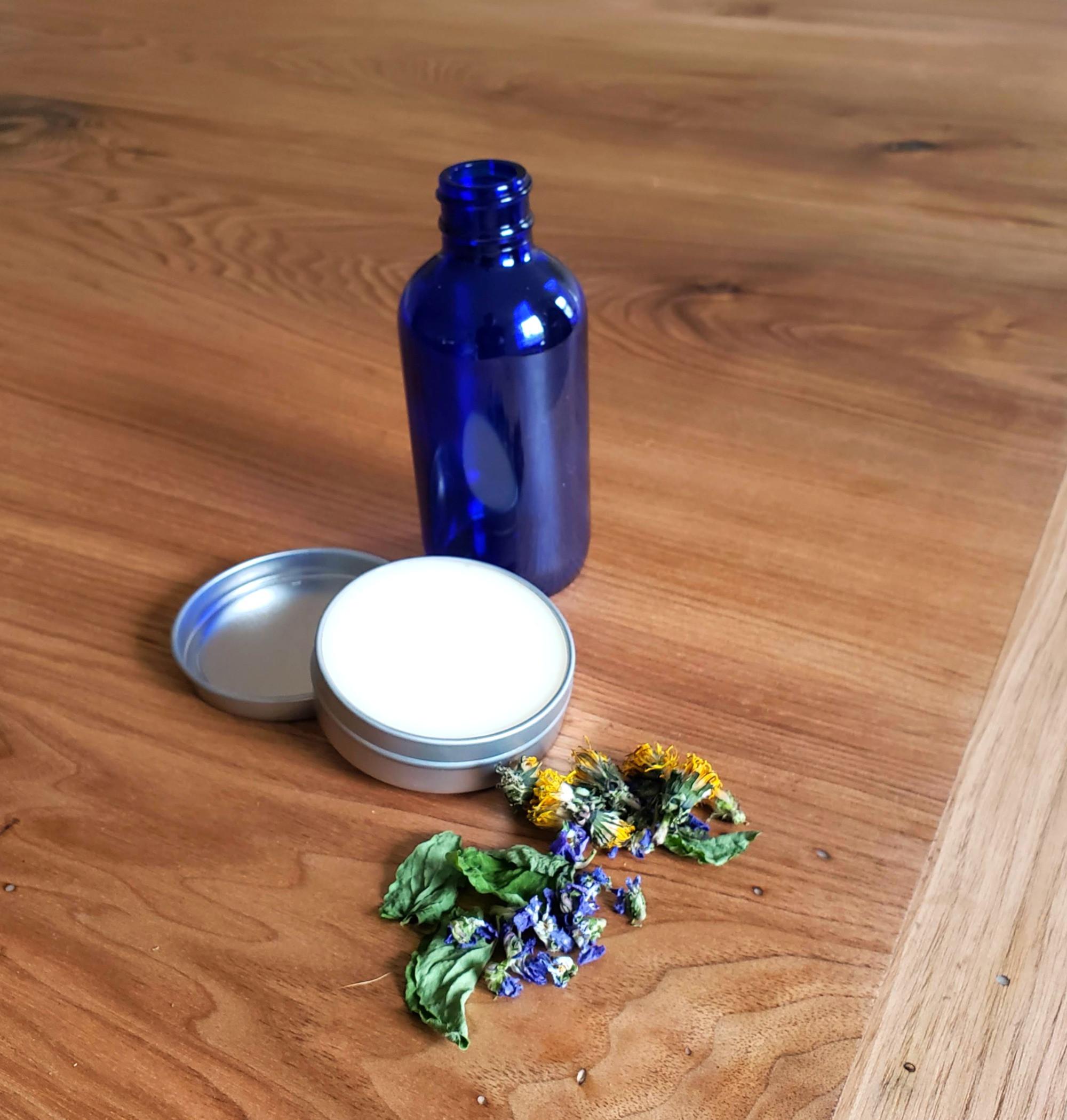 Workshop #2 Healing Salves