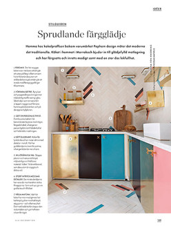 ELLE DECORATION SWE